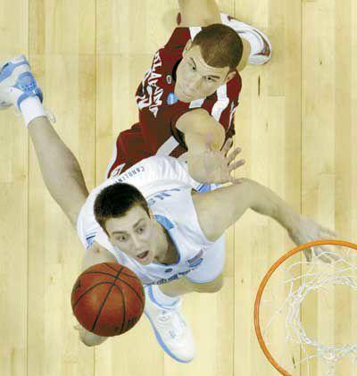 UNC leaves Oklahoma behind to make 18th Final Four