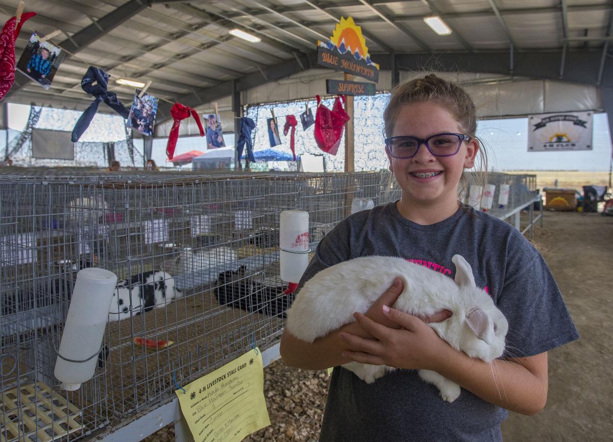 People of the Umatilla County Fair - Addison