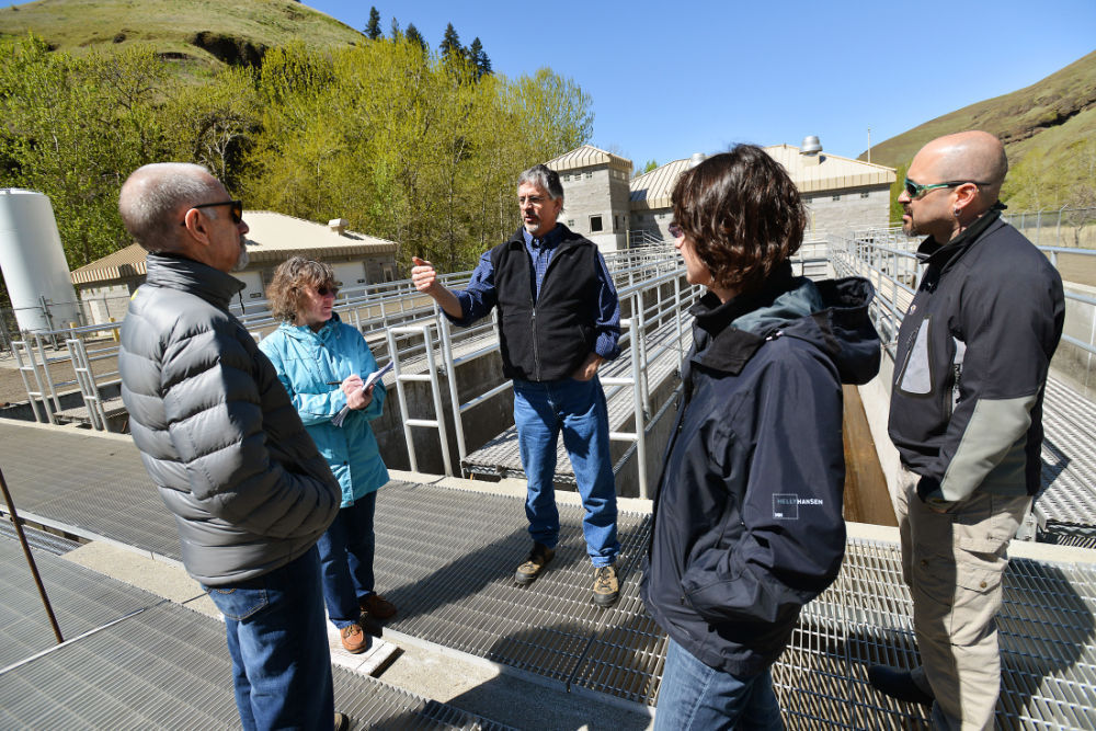 BPA considering Tribes' proposed hatchery