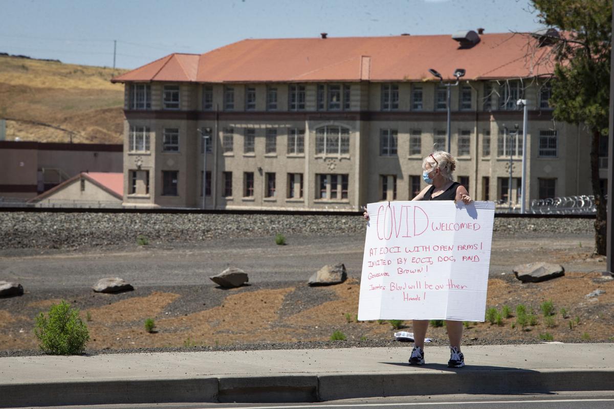 EOCI COVID-19 Protest