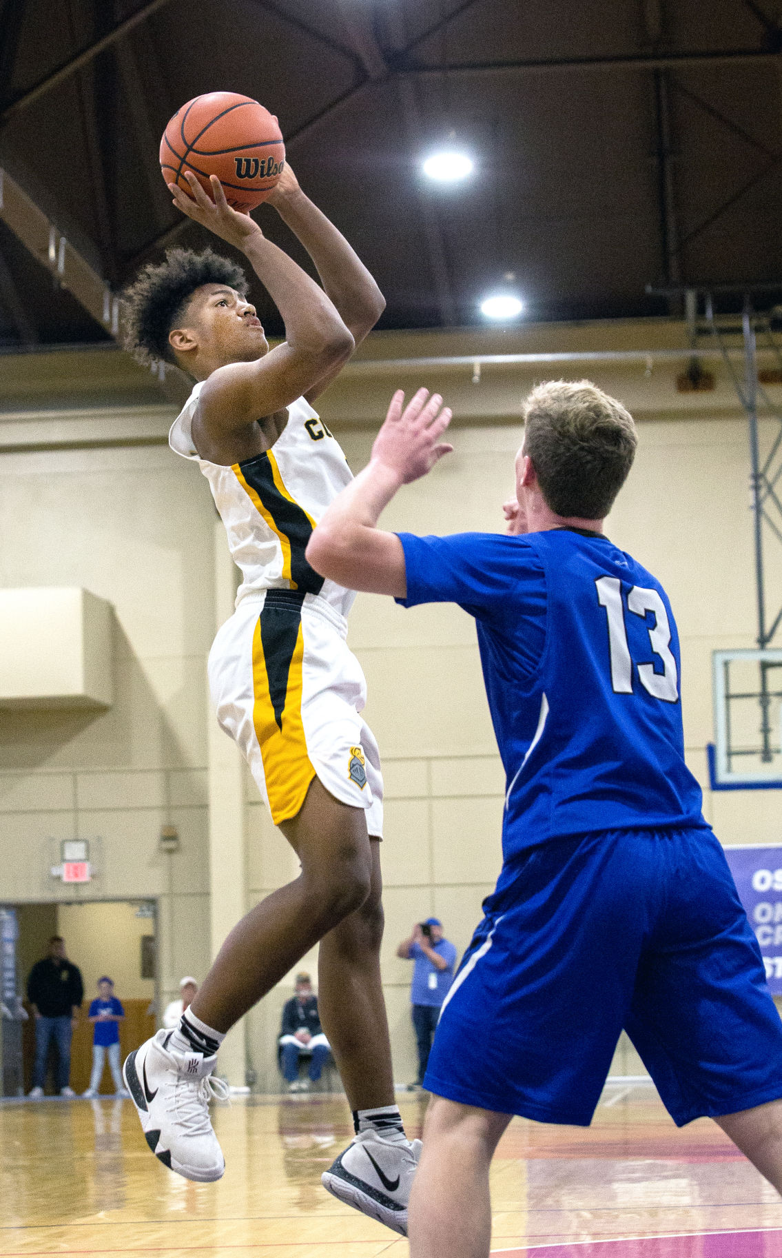 2A state hoops   Pioneers come back with a vengeance