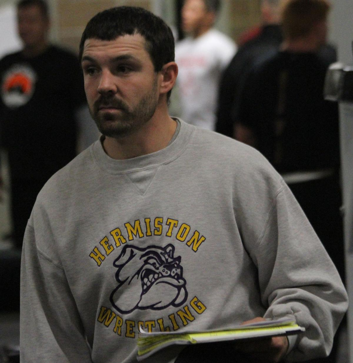 Larson takes over Bulldogs grapplers