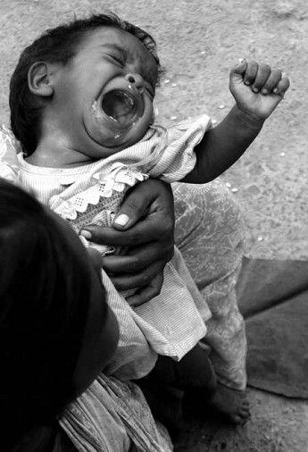 World hunger reaches the one billion mark