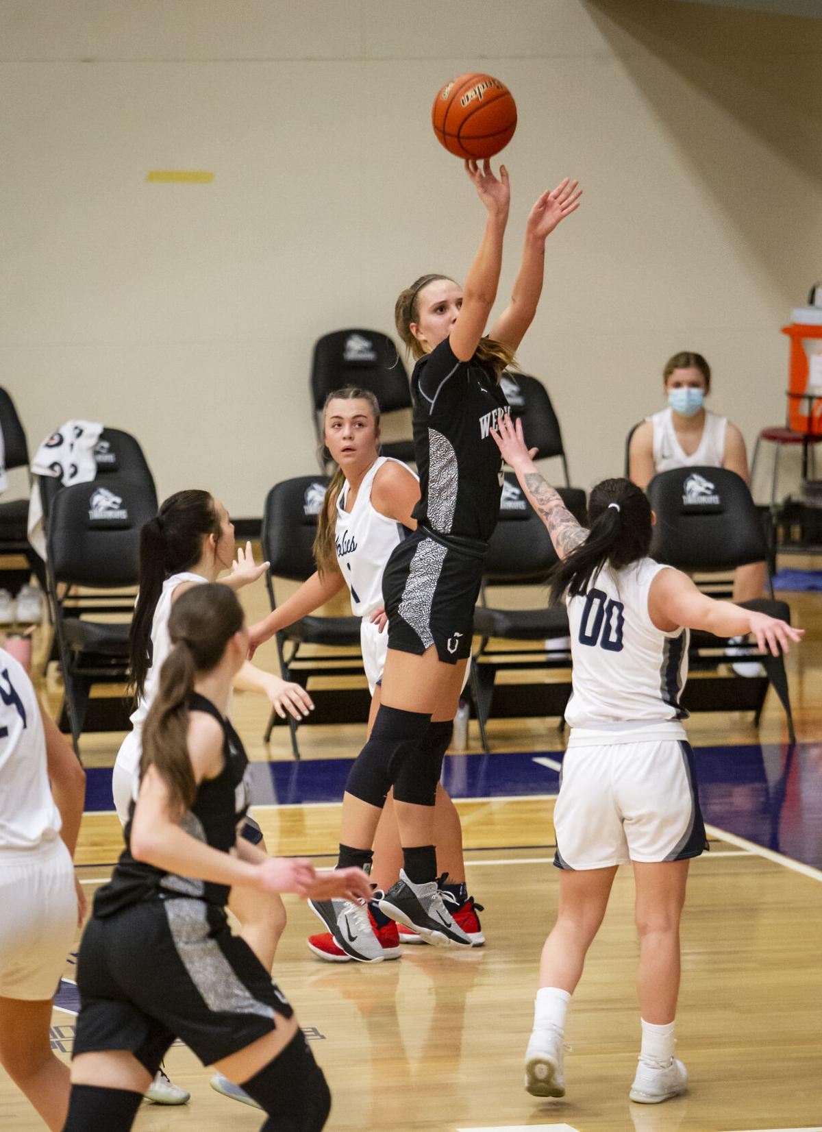 BMCC v WVC Women's Basketball
