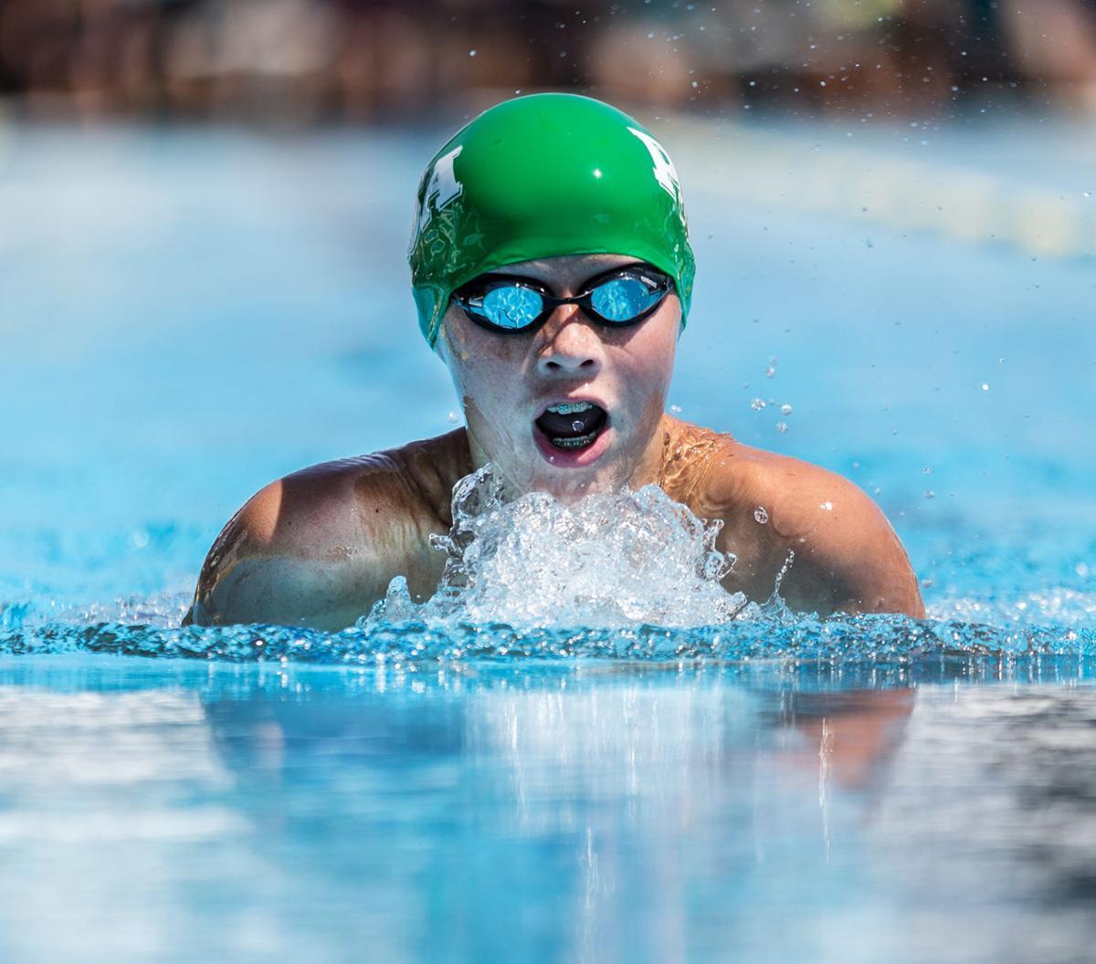Championship swim meet comes to Pendleton