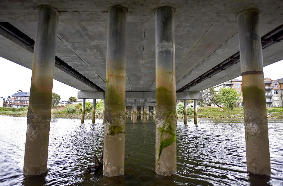 Seaside bridges