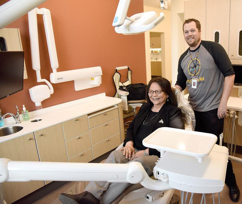 MISSION Yellowhawk Health Center opens its doors