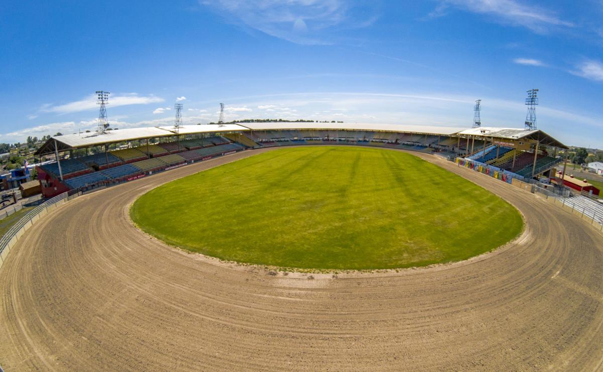 Round-Up Arena