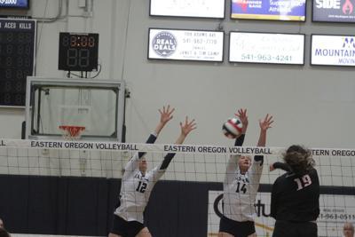 Eastern Oregon University volleyball