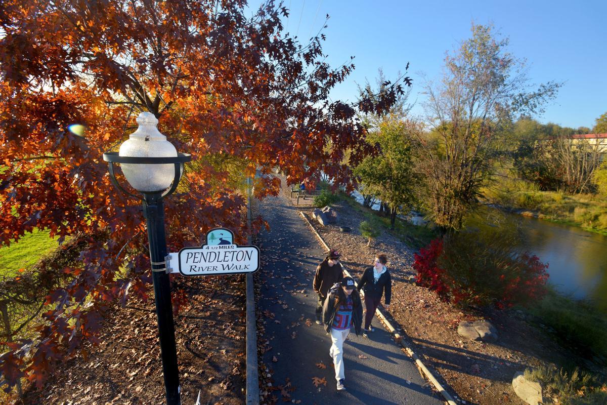 Pendleton's parkway turns 30