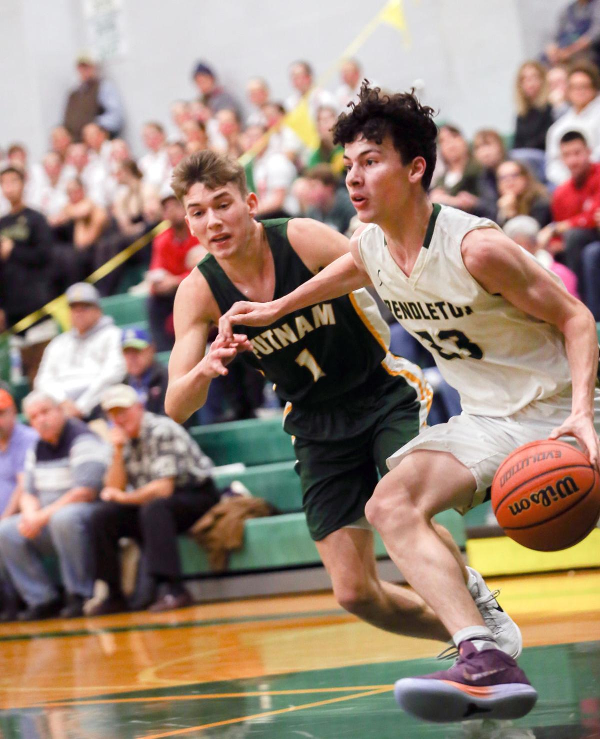 Pendleton basketball