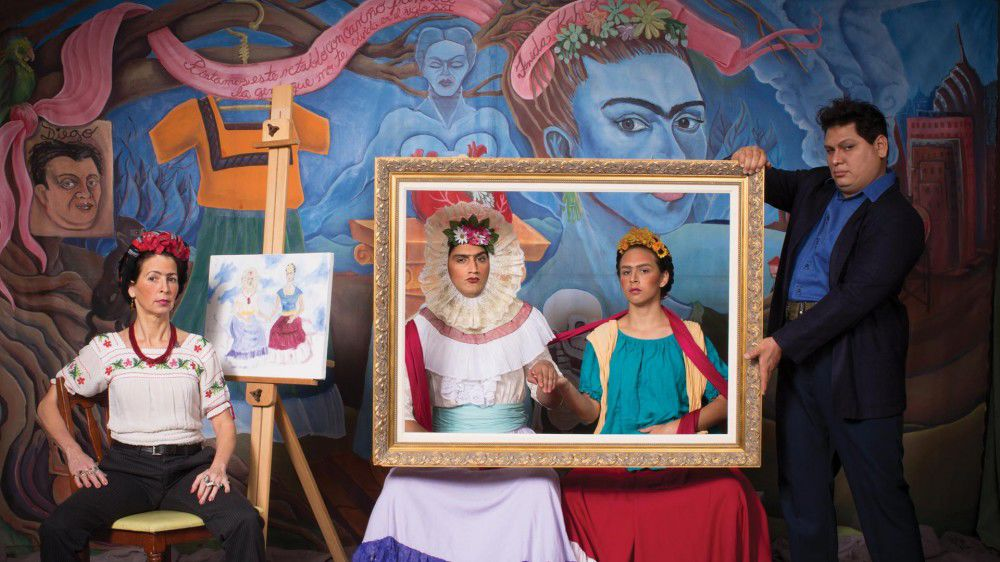 Frida Kahlo's 'Blue House' Re-Created at Portland's Milagro Theatre