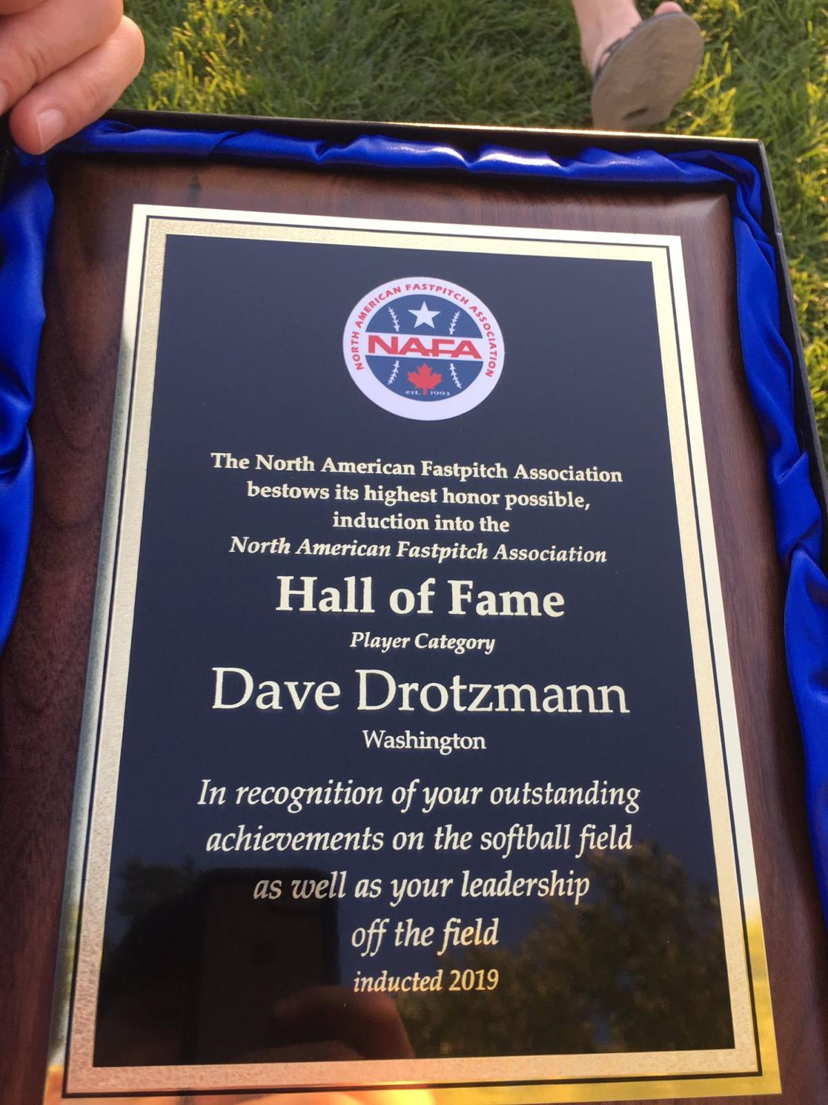 Mayor of Hermiston gets inducted into the Fastpitch Hall of Fame