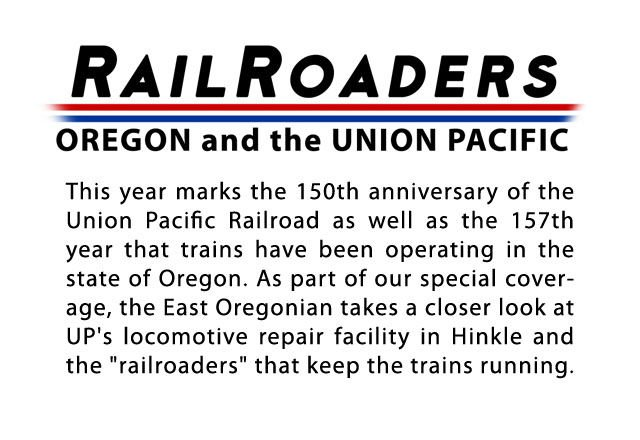 Union Pacific runs on generations of railroaders
