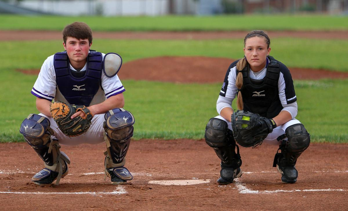 Hermiston's catchers share a name, a position and now all-state honors
