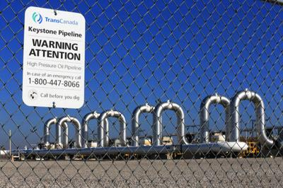 Keystone XL pipeline builder asks judge to allow some work