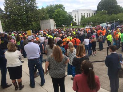 Cap-and-trade protest