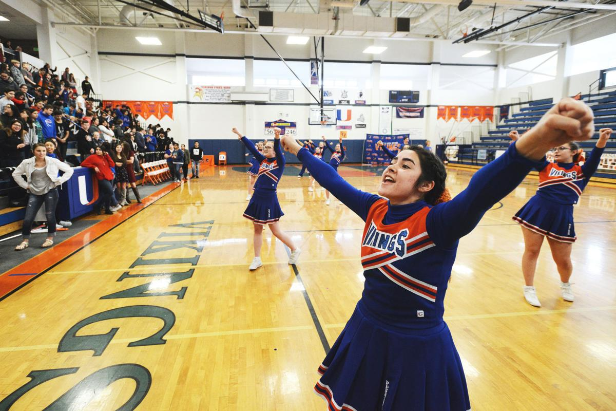 UHS Cheer ready for state competition