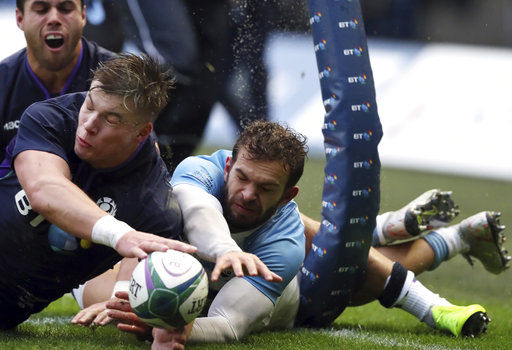 Where major rugby teams stand after the November series