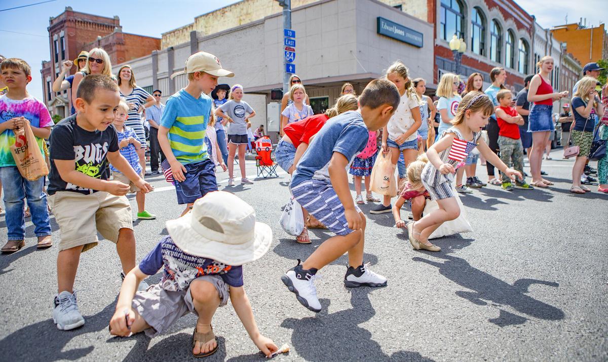 Pendleton Fourth of July Parade