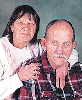 ANNIVERSARIES: Tony and Bonnie Jones