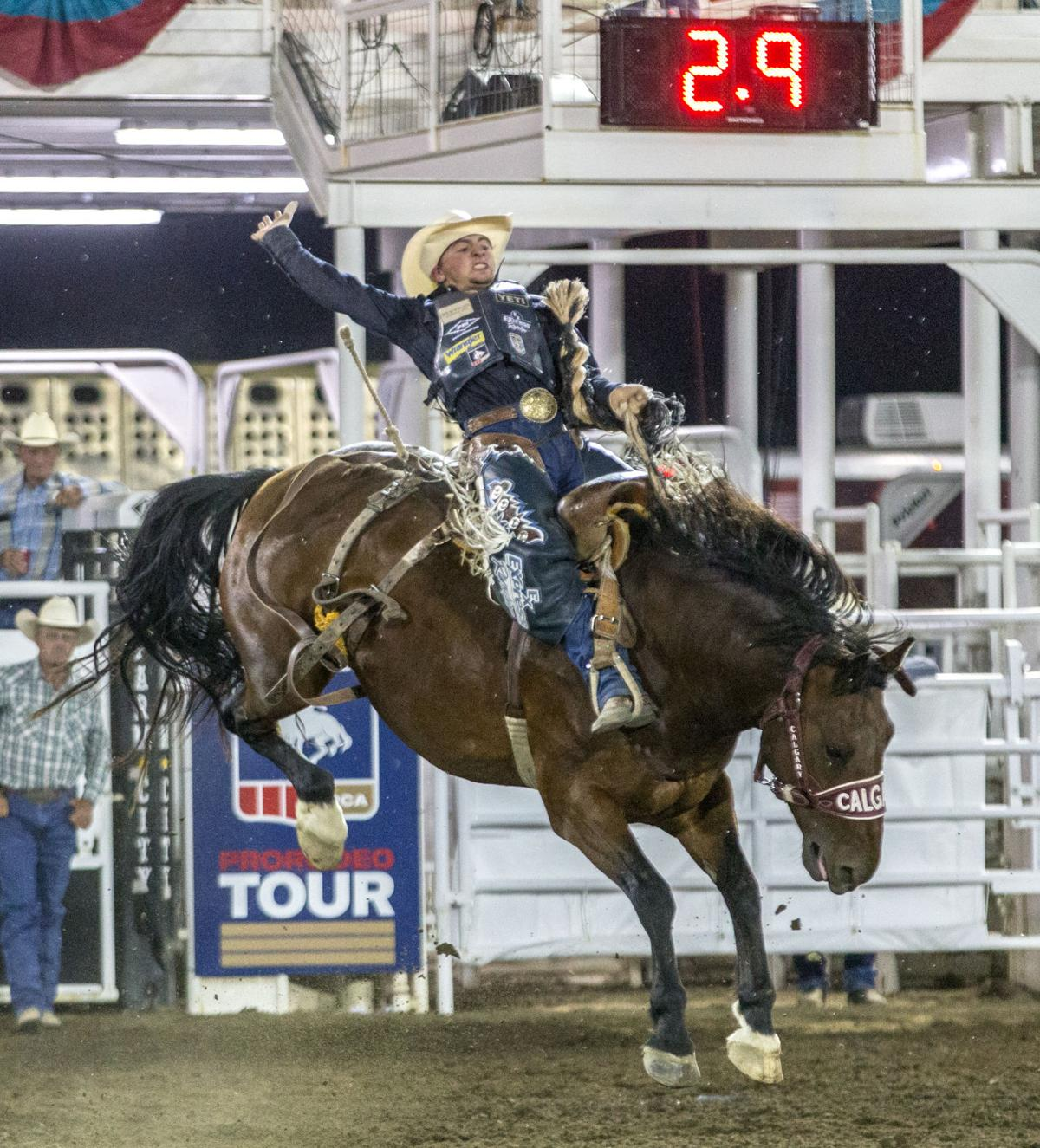Rodeo | Farm-City Pro Rodeo day two