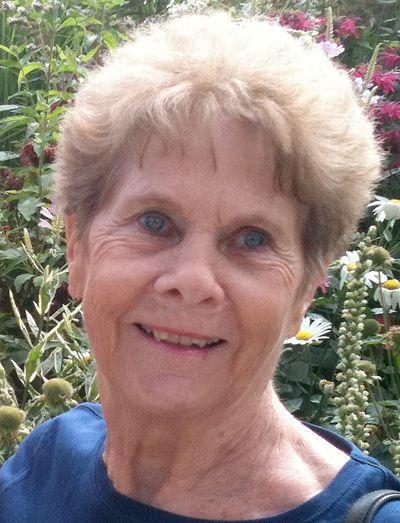 Barbara Kay (Prock) Hale Pendleton February 15, 1937-January 29, 2015