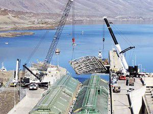 Corps plan to reopen the lock at John Day Dam