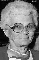 Obituary: Alma I. (Brooks) Perkins