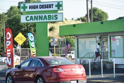 High Desert Cannabis is Pendleton's third marijuana shop