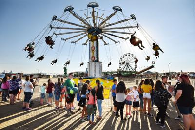 HERMISTON Admissions down at county fair, but concessions and carnival up