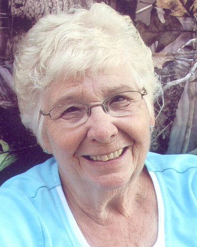 Shirley M. Barron Hermiston November 8, 1934-September 27, 2015