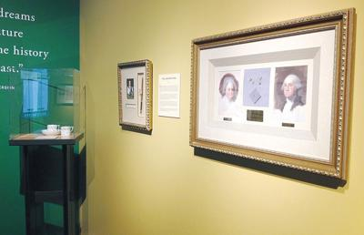 Presidential history exhibit features extended weekend hours