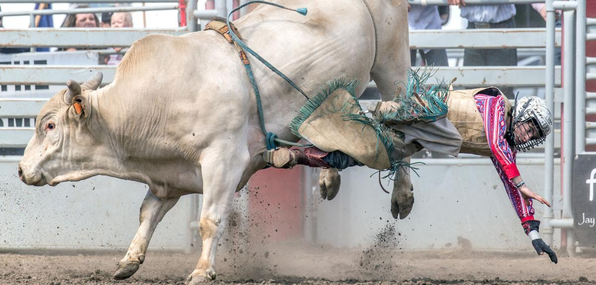 Small-town rodeo brings the heart