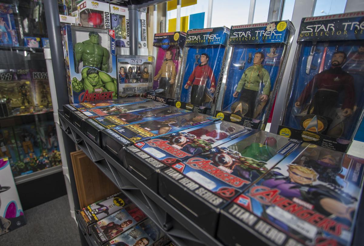 Pop culture collector goes pro | Local News | eastoregonian com