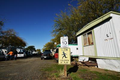MILTON-FREEWATER Trailer park will connect to city water
