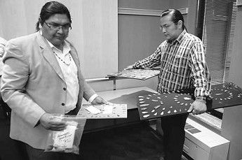 Tribes recover American Indian artifacts