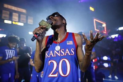 Kansas-Late Night Basketball