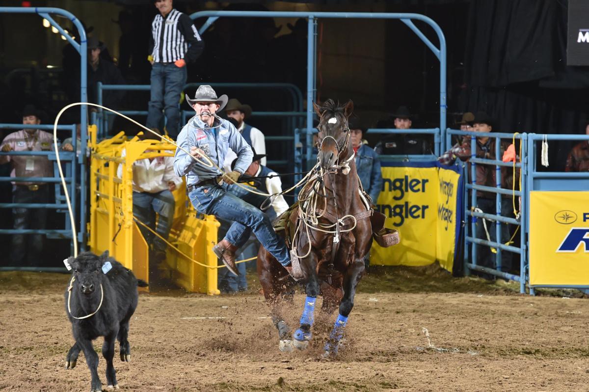 Tuf Cooper chasing down Round-Up glory