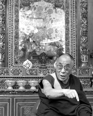 Dalai Lama threatens to abdicate if Tibet violence gets out of hand