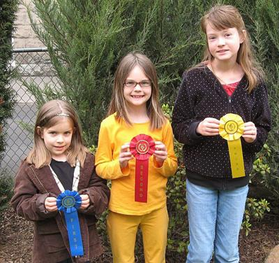 Poster contest winners place at state
