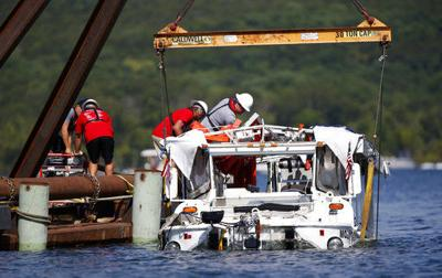 Duck boat owner settles with Missouri family over accident