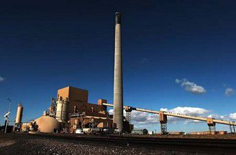 Residents react to coal plant closure