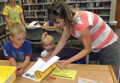 Libraries offer summer reading programs