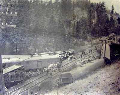 Vault Train Wreck