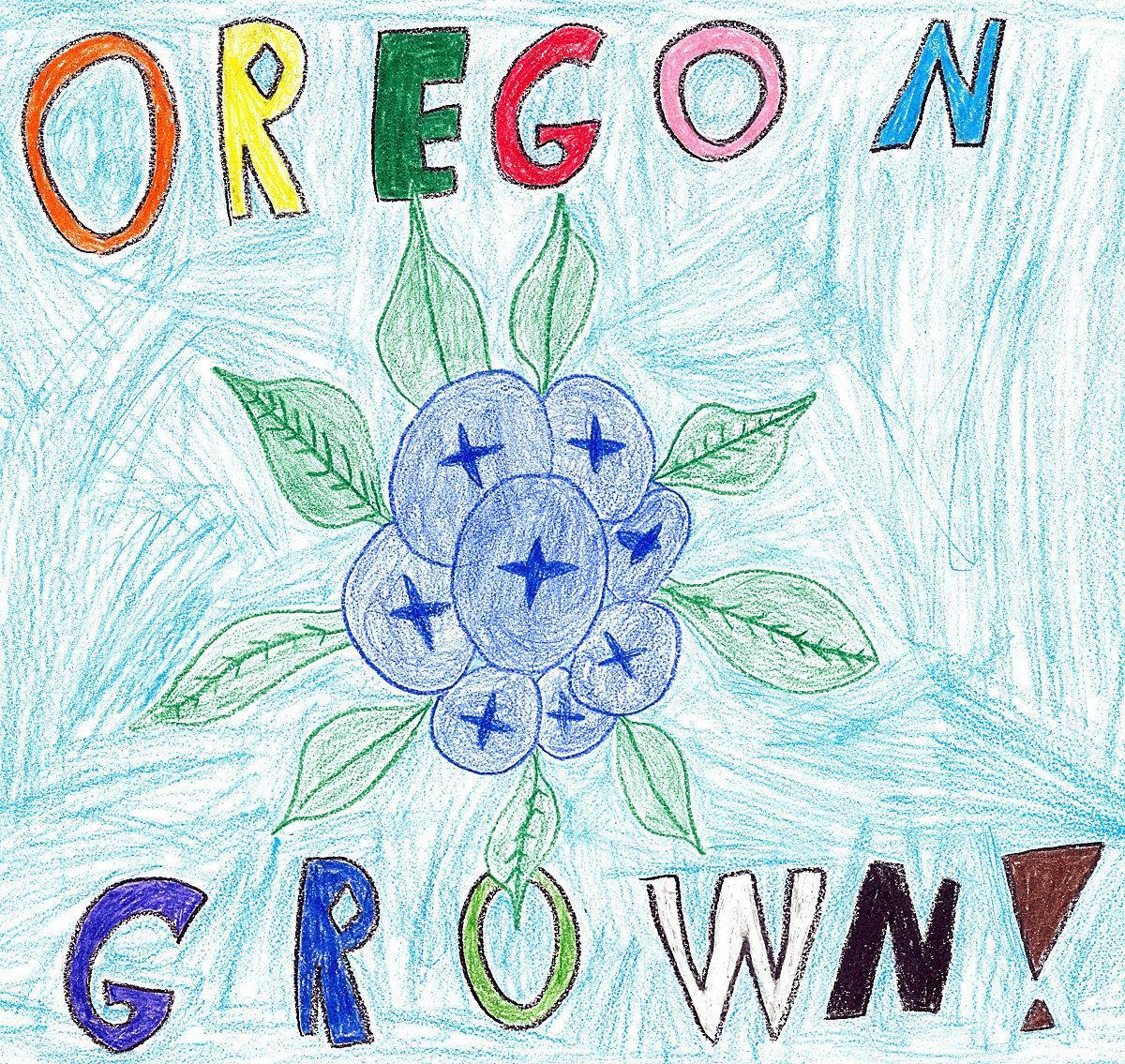 Calendar contest draws on Oregon's bounty