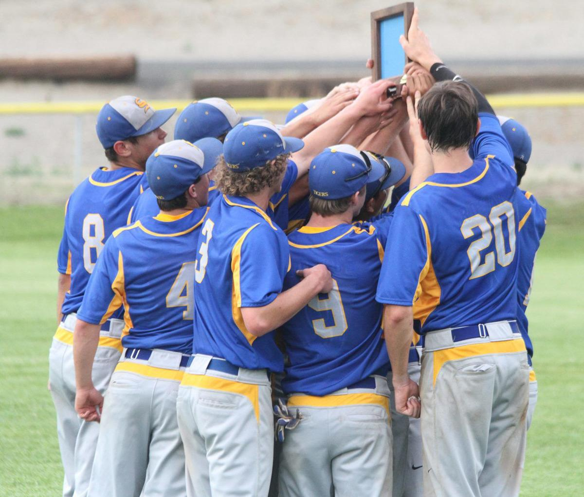 Stanfield wins district title