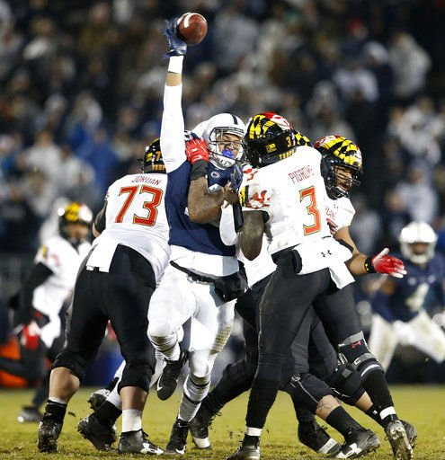 Maryland prepares for uncertain future after somber season