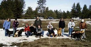 Dog Scouts honored