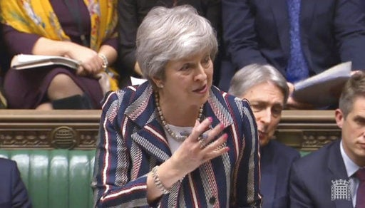UK's May fights to sell Brexit deal to a skeptical country